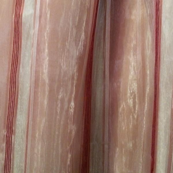 Органза полоска шинил