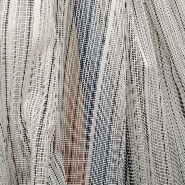 Органза полоска сетка