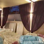 Фото шторы на заказ